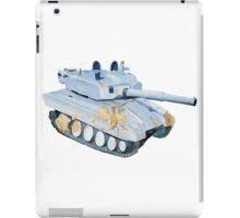 Indian Army Tank Wall Art iPad Case/Skin