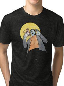Cuppatentacles Tri-blend T-Shirt
