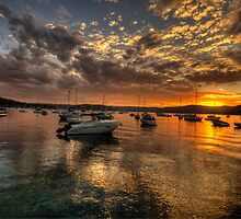 Adventures - Paradise Beach, Sydney - The HDR Experience by Philip Johnson
