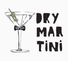 Dry Martini T-Shirt