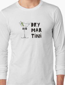 Dry Martini Long Sleeve T-Shirt