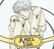 Persona 4 MC Angel Egg Sticker
