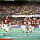 "'Roll Tide""  1992 Sugar Bowl by Sandy Sparks"