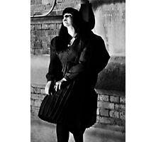 Black and White 6 Photographic Print