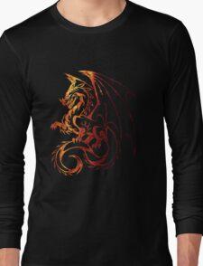 Dragon Space Long Sleeve T-Shirt
