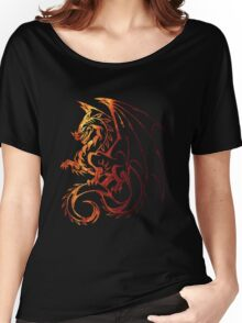 Dragon Space Women's Relaxed Fit T-Shirt