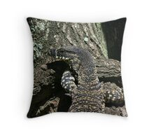 Monitor - Buderim Forest Park - Qld Throw Pillow