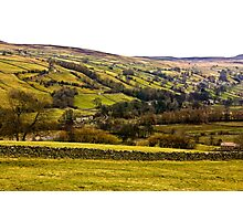 The View from Crackpot. Photographic Print