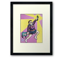 Sailor Chris-chan Framed Print