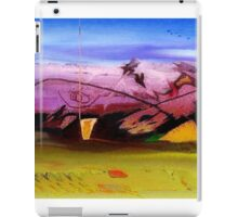 A point of view iPad Case/Skin