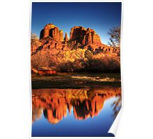 Cathedral Rock   Sedona, Arizona Poster