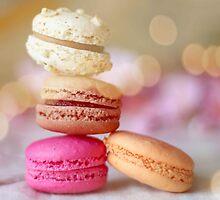 Macarons by Elisabeth Perotin