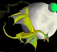 Night of the Dragon by Bill Marsh