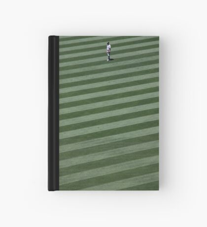 Yankee in the Outfield (California) Hardcover Journal