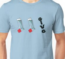 Puff Puff Give Unisex T-Shirt