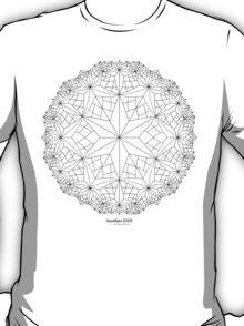 Snowflake 2009 T-Shirt