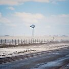Texas Panhandle, March 2010 by marycloch