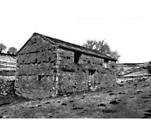 Dales Barn Photographic Print