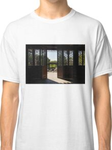 Walk Out to the Garden... Classic T-Shirt