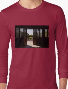 Walk Out to the Garden... Long Sleeve T-Shirt