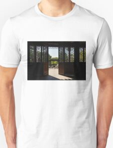 Walk Out to the Garden... T-Shirt