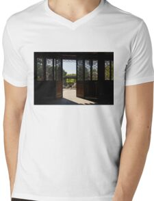 Walk Out to the Garden... Mens V-Neck T-Shirt
