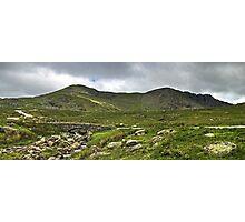 The Coniston Fells - Dow Crag Photographic Print