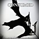 Consumed by Greeting Cards by Tracy DeVore