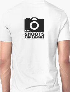 Eats, Shoots & Leaves... T-Shirt