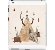 Take Shelter iPad Case/Skin