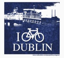 i cycle dublin by bicyclegood