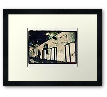 Stolen Holiday Framed Print