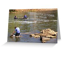 Congrations: Retirement Card Greeting Card