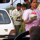 traffic signal by Rahul Joshi