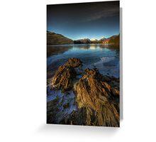 Arklet Rocks (3) Greeting Card