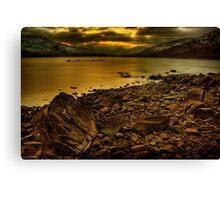 Arklet Rocks (4) Canvas Print