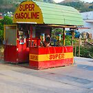 Gas Station by Christine Wilson
