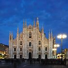 Milan Cathedral, Italy by jimmylu