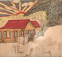 St. Maartin, Netherland Antilles by TedMcBurnett