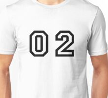 Number Two Unisex T-Shirt