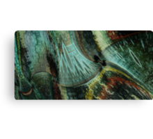 the other side of the forest Canvas Print
