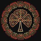 Celtic Circle by Derek Smith