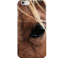 Eye of the Equine iPhone Case/Skin
