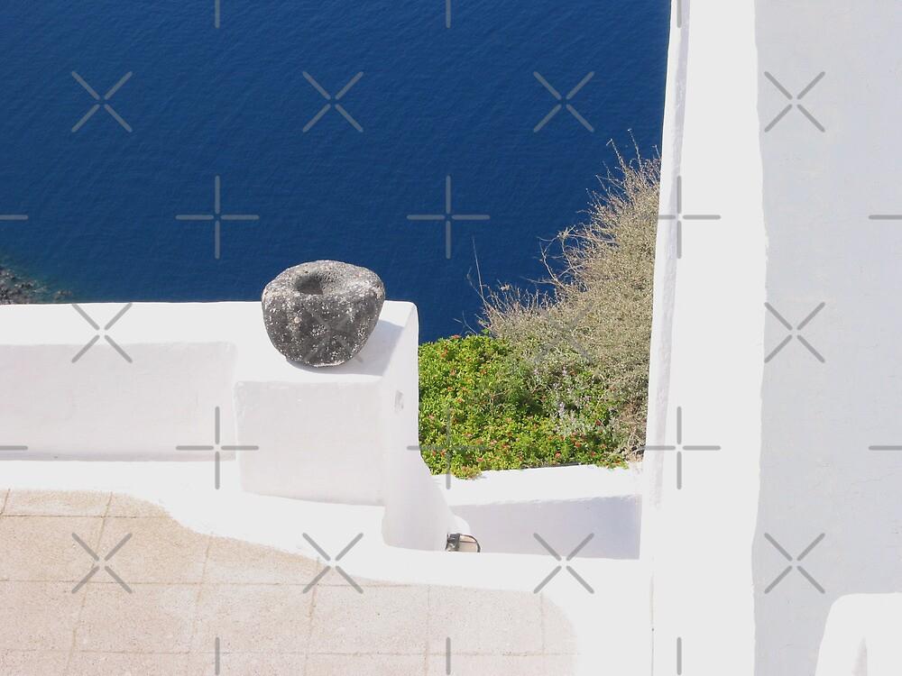 Stone Bowl by Christine Anna Wilson