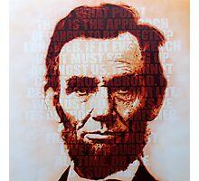 Lincoln / Lincoln Photographic Print