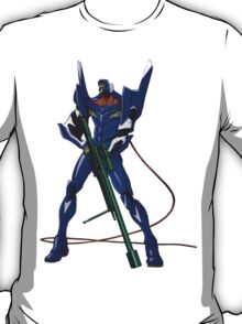 Evangelion Chronicle 5 T-Shirt