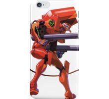 Evangelion Chronicle 6 iPhone Case/Skin
