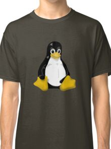 LINUX TUX THE PENGUIN KONTRA SIT Classic T-Shirt