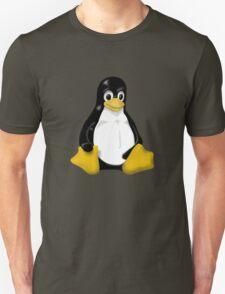 LINUX TUX THE PENGUIN KONTRA SIT Unisex T-Shirt