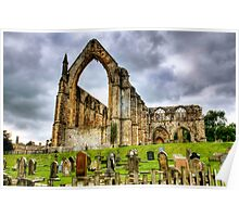 Bolton Abbey. Yorkshire. Poster